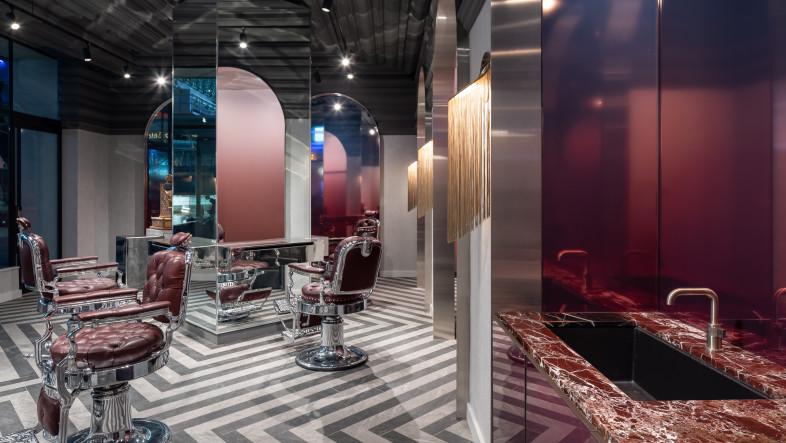 Luxury Barbershop Experience